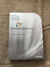 Factory Sealed - P73-04754 Microsoft Windows Server 2008 R2 Standard 5 CAL