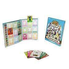 Animal Crossing Amiibo Cards Collectors Album - Series 3 Nintendo 3ds Wii U