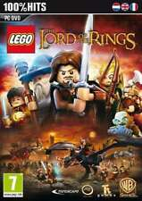 Lego Lord of the Rings - PC DVD - Brand New and Factory Sealed
