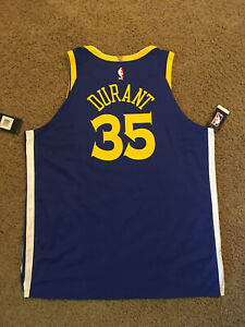 Kevin Durant Golden State Warriors Nike Authentic Jersey 56 XXL 2X $200 NWT