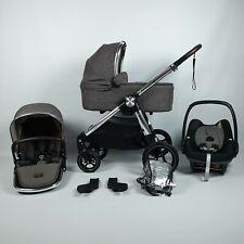 Mamas & Papas OCARRO CHESTNUT Full travel system PUSHCHAIR Pram Stroller