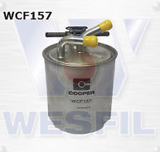 WESFIL - Nissan Navara Fuel Filter - suits 2.5L D40 YD25 SPANISH MODEL 06/2006 -