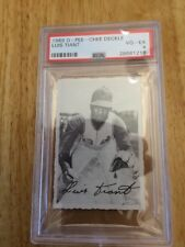 1969 O-PEE-CHEE DECKLE EDGE Opc Luis Tiant Psa Vg Ex 4