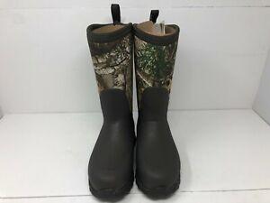 Muckboot Company Kids Rugged II Outdoor Winter Boot RG2-RTE Size 1 US