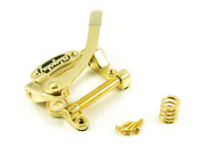 Genuine Bigsby USA B5 Vibrato Tailpiece for flat top solid body guitars - Gold