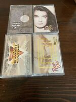 Lot 4 Stryper Cassette Tape Reach Out In God We Trust Can't Stop Michael Sweet
