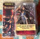 Capt Jack Sparrow At Worlds End Series 1 action figure