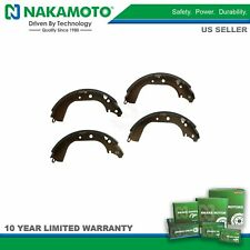 Nakamoto Brake Shoe Set Rear for Toyota 4Runner T100 Tacoma Tundra