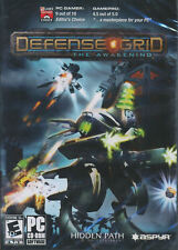 DEFENSE GRID The Awakening - US Seller - Aspyr Tower Combat Puzzle PC Game NEW
