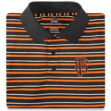 MLB Striped Polo Shirt - San Francisco Giants, Large