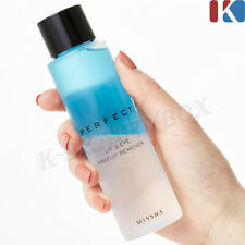 MISSHA Perfect Lip & Eye Makeup Remover 155ml Korean Cosmetics Made in korea