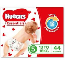 Huggies Essential Nappies - Walker Size (Stage 5)