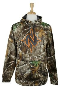 Nomad Men's Southbounder Hoodie Camo Pullover Long Sleeve Hunting