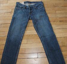 HOLISTER Jeans pour Homme  W 30 - L 30 Taille Fr 40  (Réf S306)