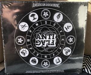 AntiFlag - American Reckoning [CD] New Sealed - UK stock - Free Post ALBUM