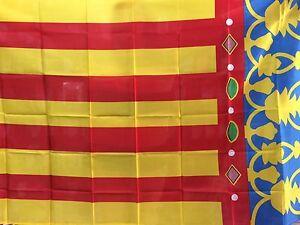BANDERA COMUNIDAD autonomica VALENCIANA 150x90cm  BANDERA VALENCIANA90 x 150 cm