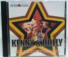 KENNY & DOLLY - 12 TRACK CD LIKE NEW