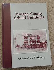 MORGAN COUNTY  UTAH historic school buildings local history education