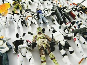 STAR WARS CLONE TROOPER & STORMTROOPER SELECTION B  - MANY TO CHOOSE FROM