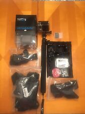 GoPro Hero 3+ Silver Edition & Accessories