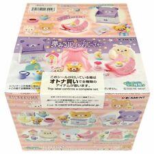 Re-Ment Rilakkuma Pajama Party Miniature Figure Full Set 6 Pcs Japan