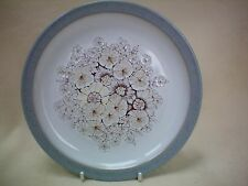 "Denby Reflections Side Tea Plate 6.75"" dia White Inner Excellent Condition"