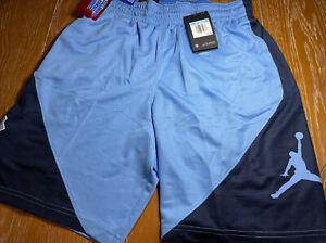 Nike North Carolina UNC Tar Heels Dri-Fit Shorts Men's Size Medium M AJ9866-448