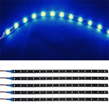 1/5x Waterproof LED Car Motor Vehicle Flexible Waterproof Strip Light Soft Strip