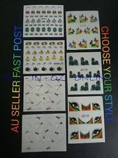 Unbranded Acrylic Nail Art Stickers