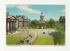 Trinity College Dublin Ireland 1977 Postcard 873a