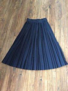 Vintage ? Principles Pleated Skirt Midi