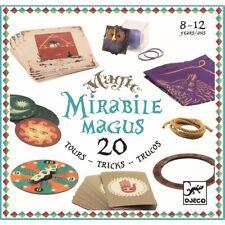 *DJECO*Zauberkasten*20 Zaubertricks*Magic*Mirabile Magus*.