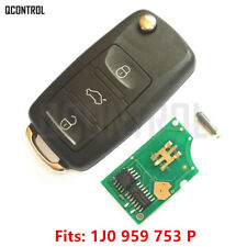 Remote Key for VW/VOLKSWAGEN 1J0959753P CC/EOS/Golf/GTI/Jetta/Passat/R32/Rabbit