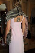 Wynsome FASHIONS Pure NYLON Pile Vintage Vogue FUR CAPE #VIN25