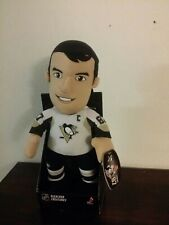 "NHL Pittsburgh Penguins  10"" Plush Bleacher Creature Sidney Crosby # 87"