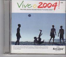 (FX826) Vive O 2004, Euro - 2004 CD