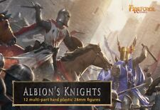 FIREFORGE GAMES Dues Vult Albion's Knights 12 Model Figure Kit 28mm FREE SHIP