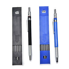 2mm Lead Holder Automatic Draughting Mechanical Drafting Pencil 12 Leads