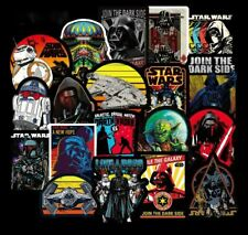 100 STAR WARS STICKER BOMB NEW STYLE STICKERS DECAL SET