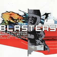 Various-Blasters (the action movie Song Collection) CD