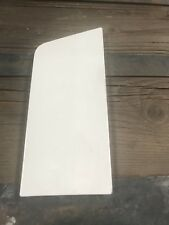 VW Transporter T6 Fuel flap Candy White T6 Only 2015 Onwards  / Scratched