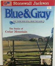 Blue & Gray XXXII #2 The Battle of Cedar Mountain FREE SHIPPING