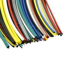 New 70pcs 5 Size Assortment 2:1 Heat Shrink Tubing Tube Sleeving Wrap Wire Cable