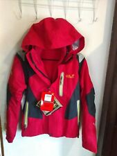 Jack Wolfskin Cyclone Gore-tex XCR outerwear jacket coat  NWT Men's SMALL
