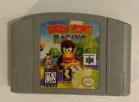 Diddy Kong Racing 64 Game for Nintendo 64 console *Read Description