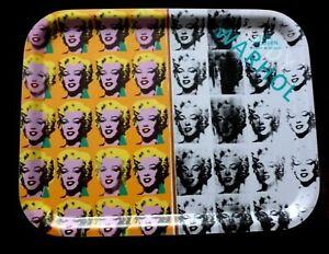 ANDY WARHOL Marilyn Monroe  ARTIST DESIGN TRAY