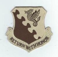 31st FIGHTER WING #2 (THEIR LATEST) desert patch