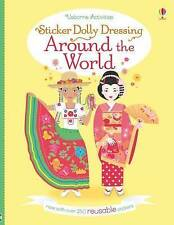 Sticker Dolly Dressing Around the World by Emily Bone (Paperback, 2017)