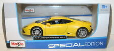 Camión de automodelismo y aeromodelismo color principal amarillo Lamborghini