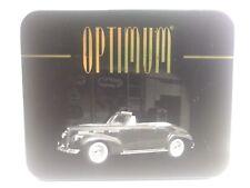 Optimum Car Black Collectible Tin hd276